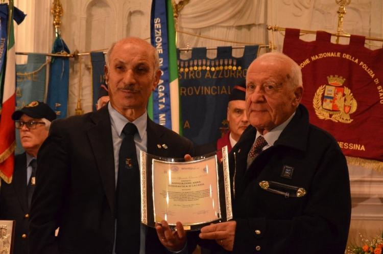 Premio Speciale Orione 2016 - Associazione Arma Aeronautica di Catania.