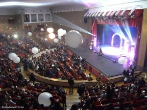 Barcellona Pozzo di Gotto: al Teatro Mandanici l'alchimista del sapone Marco Zoppi