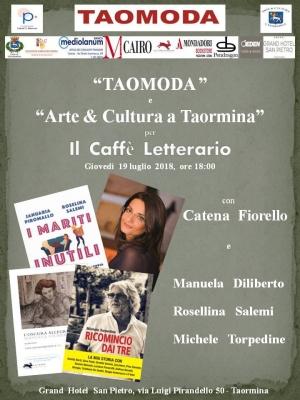 Taomoda e Letteratura turismo e food