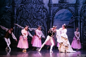 Al Teatro Greco di Tindari il 10 agosto Il lago dei cigni con il Balletto di San Pietroburgo