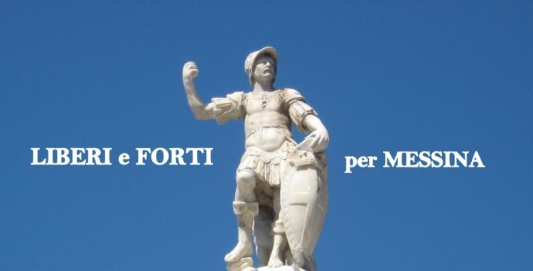 """1° Incontro del Movimento Civico """"Liberi e Forti per Messina"""""""