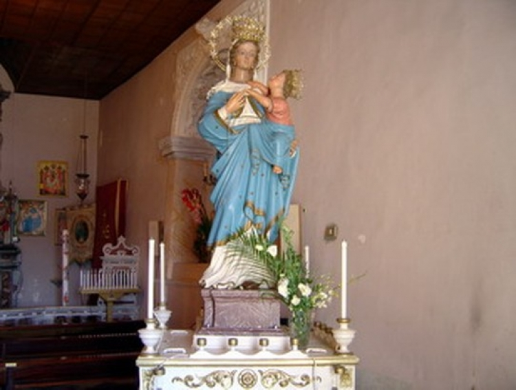 Messina - La madonna di tutti - La madonna di Trapani