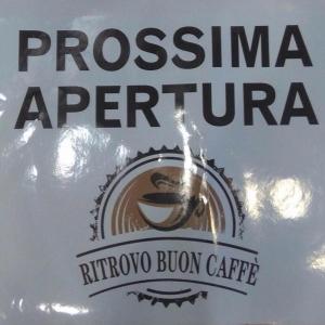 """Messina - """"Inaugurazione Ritrovo Buon Caffè"""" domenica alle ore 19:00, Viale Europa, 36."""