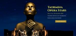 "Sabato, 19 Agosto ore 21:30 al Teatro Antico Aida del ""Taormina opera stars"""