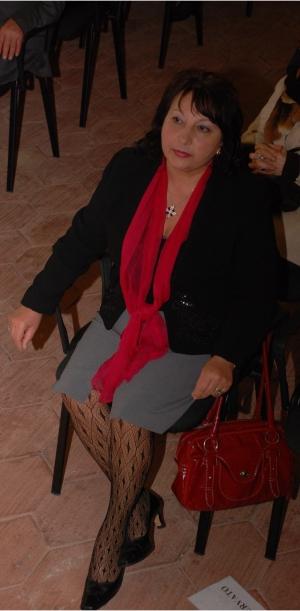 Piangiamo la dipartita dell' Avv. Pina Giannetto Venuti. Domani lunedì 8 gennaio ore 15.30 la cerimonia funebre.