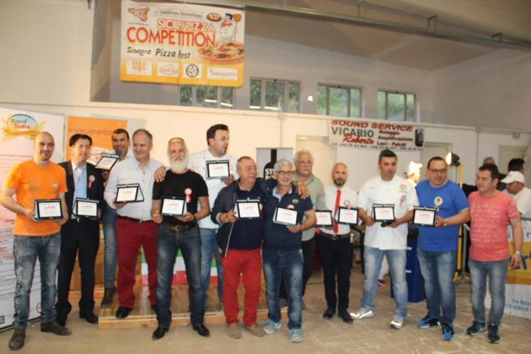11° Sicily Pizza Competition a Sinagra