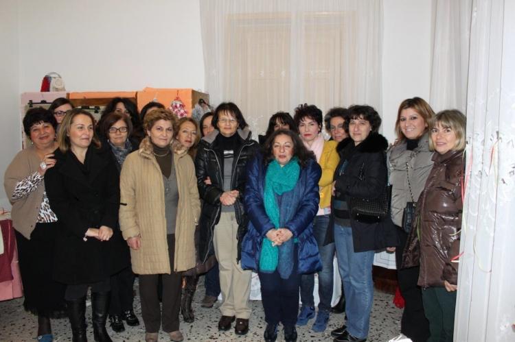 Arti Applicate e Mestieri - Premio a CIRCOLO FEMMINILE RICAMO ED ANTICHI MESTIERI   -PIANA DI CAPO D'ORLANDO (Me)