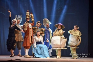 Grandioso  successo per il Musical Live. C'era una volta...Sognando Disney dell'Associazione Culturale Compagnia Odeon  diretta da Rita Nicotra