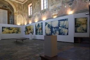 """Inaugurata a Palermo la mostra """"Sulla rotta di Colapesce, appunti di viaggio per mare"""" di Concetta De Pasquale"""