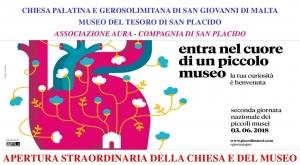 Messina - La Seconda Giornata Nazionale dei Piccoli Musei - 2 Giugno dalle 19.00 alle 21.00 e dalle 22.00 alle 24.00 e Domenica 3 Giugno dalle 9.00 alle 12.00