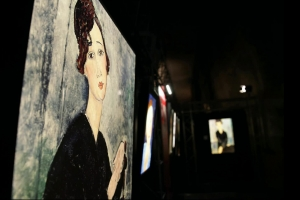 """Modigliani Experience, Les Femmes"""" a Taormina"""