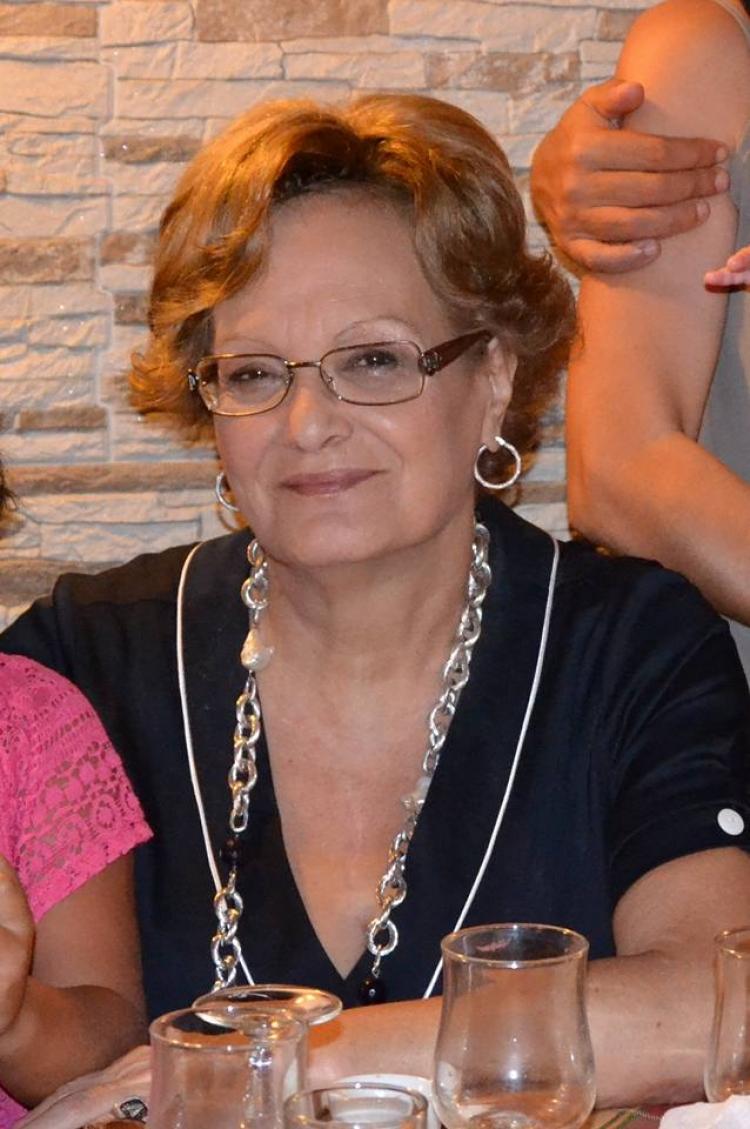 ROSINELLA CELESTE, POETESSA SICULO-FRIULANA