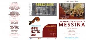 Messina in trasferta a Catania in Musica. DOMENICA 4 MARZO ore 19 - Museo Diocesano - P.zza Duomo  - Catania