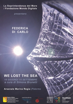 """We lost the sea"""". All'arsenale la grande istallazione di Federica Di Carlo mette in scena il respiro della Terra: per riflettere sulla situazione climatica attuale"""