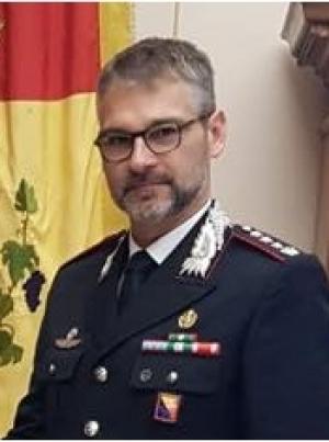 Il Colonnello Lorenzo Sabatino, nuovo Comandante del Comando Provinciale Carabinieri di Messina