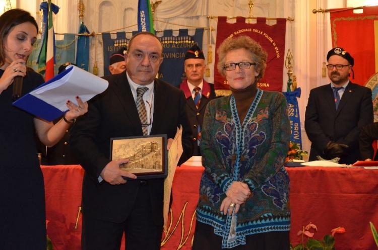 Premio Orione 2016 -  Gruppo di Elettrotecnica dell'Università degli Studi di Messina