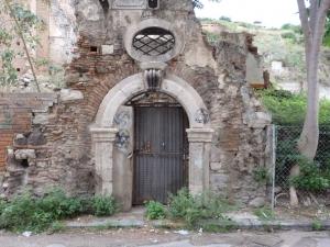Messina e Via Merli e Malvizzi Memorie storiche del Tirone