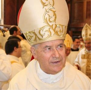 E' deceduto a Roma mons. Giovanni Marra, arcivescovo emerito di Messina.