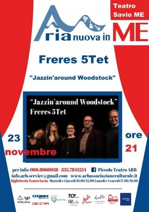 Sabato 23 novembre alle ore 21.00 al Teatro Savio di Messina, la storia della musica pop rock