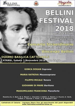 Concerto 3 novembre ore 20.00 Catania con Gonca DOGAN e Filippo Micale