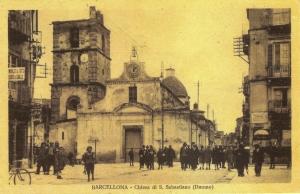 Barcellona Pozzo di Gotto: la costruzione dell'antico Duomo di san Sebastiano costituisce la vera e propria nascita della città
