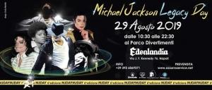 MJ LEGACY DAY 2019, A NAPOLI PER FESTEGGIARE IL COMPLEANNO DEL RE DEL POP
