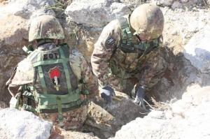 Esercito: in Sicilia bonificato dai genieri dell'Aosta un ordigno da 250 libbre