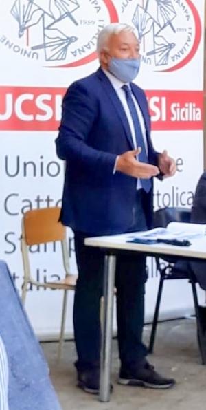 Eletto presidente Regionale Ucsi Il Dr Domenico Interdonato