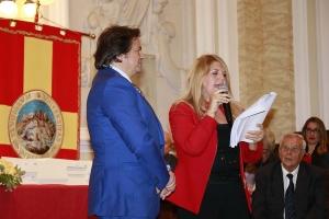 Messina 6.12.2018 - Premio Orione - al Maestro Orafo Argentiere Antonello Piccione