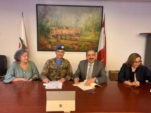 UNIFIL: siglato accordo tra Università italiana e libanese. Il Contingente Italiano di UNIFIL promuove la nascita di un ponte per la cultura tra le due sponde del Mediterraneo