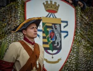 """Il 5° reggimento fanteria """"Aosta"""" compie 329° anni Militari e studenti messinesi ripercorrono il processo storico-militare che ha portato all'unità d'Italia"""