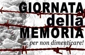 27 Gennaio Giornata della memoria... Per non dimenticare