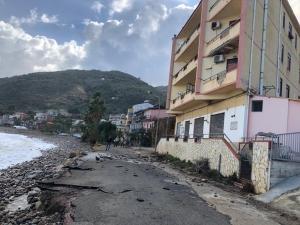 Erosione costiera: Caronia, al via i lavori sul litorale di contrada Marina