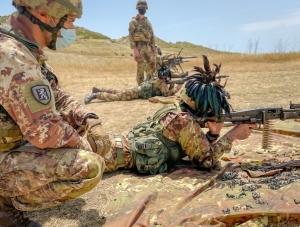 """Brigata """"Aosta"""", addestramento e formazione Concluso l'iter formativo per i volontari del 4° blocco 2019 assegnati ai reparti siciliani."""