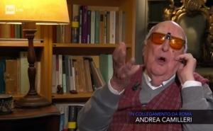Il maestro Andrea Camilleri ha espresso il suo pensiero sul periodo che stiamo vivendo
