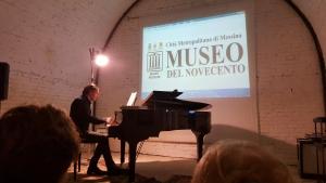 Messina - Concerti al Museo del Novecento