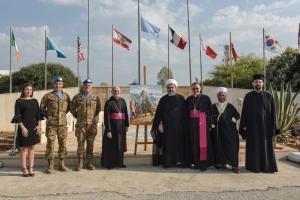 Missione in Libano: cristiani e islamici insieme per la pace. Il Contingente Italiano impiegato nella missione in Libano organizza un incontro con le Autorità religiose del Libano del Sud