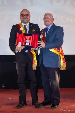 PIGNA D'ARGENTO PER LO SCRITTORE E POETA MESSINESE RENATO DI PANE