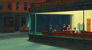 Ricordando il pittore degli interni:  Hopper