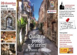 Barcellona Pozzo di Gotto: passeggiata tra i vicoli di Pozzo di Gotto organizzata dal Network delle associazioni cittadine