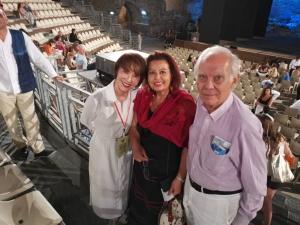 OPERA Stars  grande successo di critica Per il balletto ispirato ad Handersen