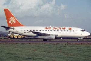 """Giardini - Naxos - """"Aiace"""" partner della  compagnia aerea """"Air Sicilia"""". Voliamo con Air Sicilia"""