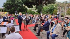 Inaugurazione anno scolastico dell' Istituto Comprensivo di Giardini Naxos