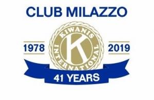 """Milazzo(Me). 11 ottobre 2018 Villa Hera la tradizionale Cerimonia del Passaggio della Campana del """"Kiwanis Club Milazzo""""."""