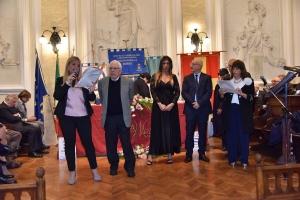 Premio Orione 2019 - Ringraziamento componenti giuria.