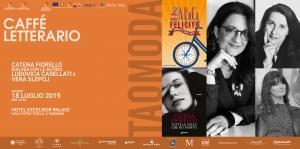 Taomoda e Catena Fiorello a Taormina