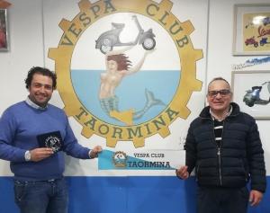 Vespa Club Taormina, cambio di vertice: eletto presidente Francesco Cappello