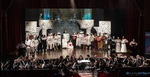 """Barcellona Pozzo di Gotto: successo per """"D'Artagnan e i tre moschettieri"""" prodotto dal Teatro Mandanici"""