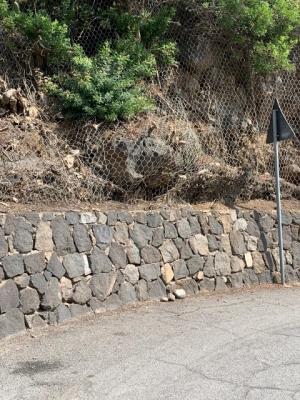Dissesto idrogeologico: Filicudi, un progetto per la strada del centro abitato