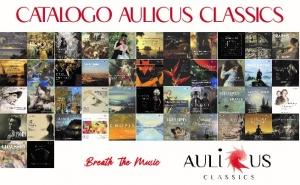AULICUS CLASSICS AULICUS CLASSICS  Virtuosismi interpretativi, avanguardie sonore ed esplorazione di generi trasversali di ampio respiro, dai repertori inediti alle grandi partiture classiche, fino agli innovativi compositori contemporanei.